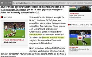 bild.de (Screenshot)
