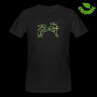 Männer Bio-T-Shirt - T-Shirts The Drummer
