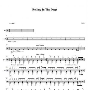 rolling-in-the-deep-schlagzeugnoten