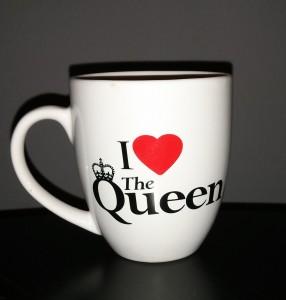 Die Queen gehört mir