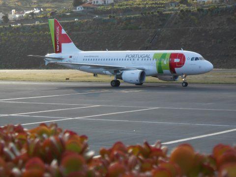 Airbus der TAP Portugal
