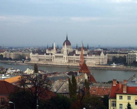 ungarn-parlament